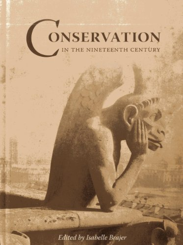 Conservation in the Nineteenth Century: Early Techniques in the Conservation of Cultural Objects by Isabelle Brajer (2013-07-16)