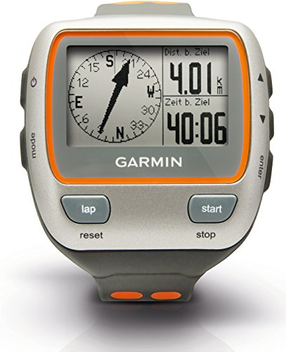 Garmin Forerunner 310XT GPS-Triathlonuhr (inkl. Herzfrequenz-Brustgurt, wasserdicht bis ca. 50 m Tiefe) - 2