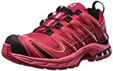 Salomon XA PRO 3D GTX Damen Traillaufschuhe, Pink (Lotus Pink/Papaya-B/Black), 36 EU