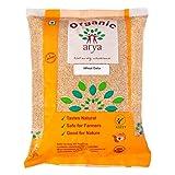 #8: Arya Farm Organic Wheat Dalia, 1kg