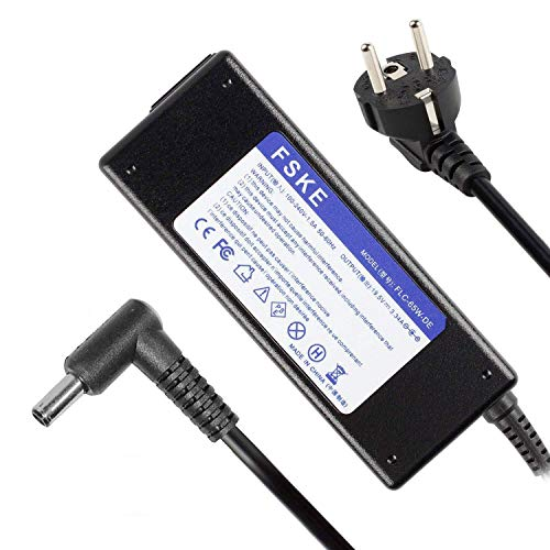 4530 Ac Adapter (FSKE 65W 19.5V 3.34A Netzteil LA65NS2-01 450-AECL 43NY4 Laptop Ladegerät für Dell Inspiron 15 7000 5000 3000 5559 5568 5558 5758 7779 7348 XPS 13 9360 AC adapter Notebook,EUR Power Supply, 4.5*3.0mm)