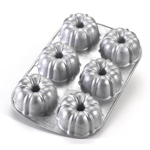 Nordic Ware Commercial Original Bundt Muffin Pan with Premium Non-Stick Coating Original Bundt Pan