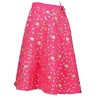 Femezone Women'S Marron Skirts