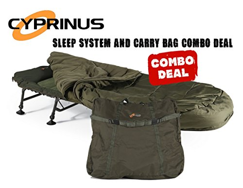 Cyprinus Base Sleep System And Bag Combo Deal Test