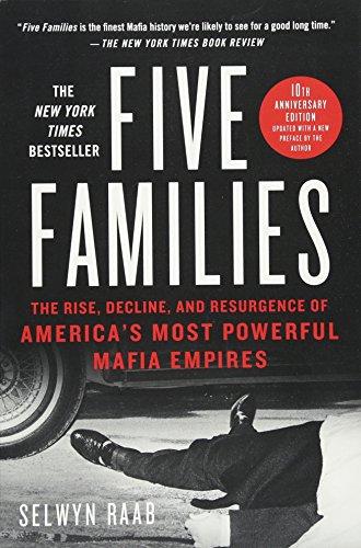 Five Families por Selwyn Raab