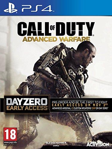 Call of Duty: Advanced Warfare - Day Zero Edition (PS4) [Importación Inglesa]