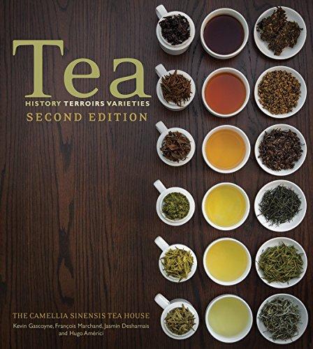 Tea: History, Terroirs, Varieties by Kevin Gascoyne (4-Apr-2014) Paperback