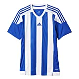 adidas Herren Trikot Striped 15, Bold Blue/White, M