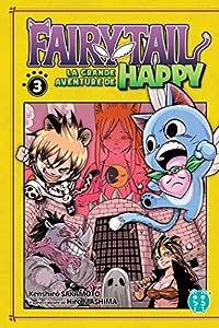 Fairy Tail - la Grande Aventure de Happy Edition simple Tome 3
