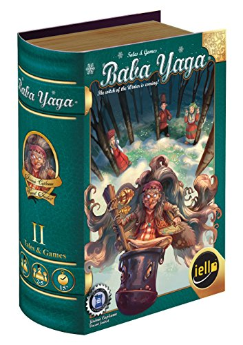 Baba Yaga Storybook Board Game Preisvergleich