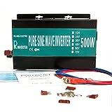Zuverlässiger Off Grid 2000W 24V DC auf 230V AC Ausgang (UK Buchse) Pure Sine Wave Solar Wechselrichter Home Netzteil