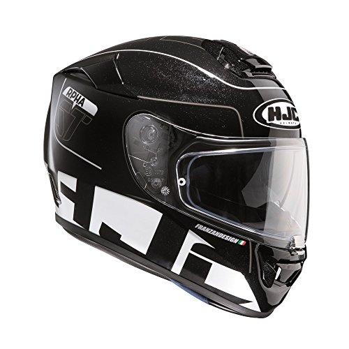 RSBWXXL – HJC RPHA ST Balmer Motorcycle Helmet XXL White (MC10)