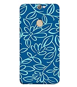 Flowers Wallpaper 3D Hard Polycarbonate Designer Back Case Cover for Coolpad Max A8