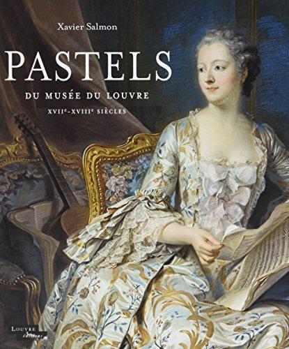 Pastels du musee du louvre por Xavier Salmon