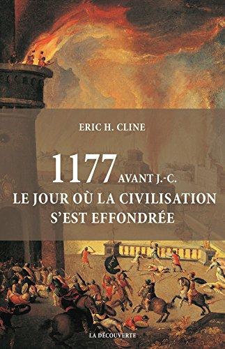 1177 avant J.-C. par Eric H. CLINE