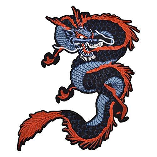BIGBIGWORLD - Parche Decorativo Hierro diseño dragón