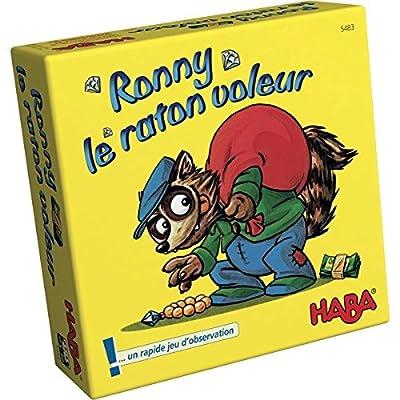 Ronny le raton voleur
