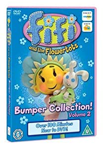 Fifi and the Flowertots - Bumper Collection Vol.2 [DVD]