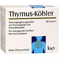 THYMUS KÖHLER Kapseln 60 St Kapseln preisvergleich bei billige-tabletten.eu