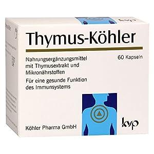 Thymus-Köhler, 60 St. Kapseln