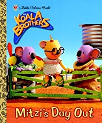 Mitzi's Day Out (Koala Brothers) by Golden Books (2005-01-11)