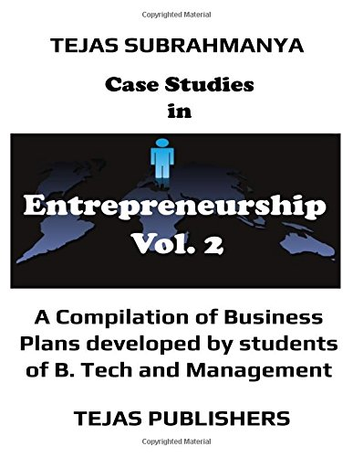 Case Studies in Entrepreneurship (Business Cases Canvas)