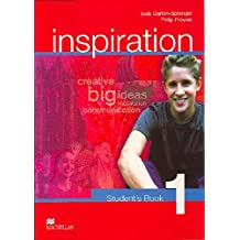 Inspiration 1: Student's book: Level 1 by Judy Garton-Sprenger (2005-04-29)