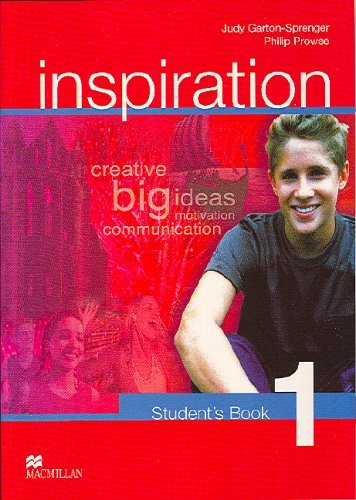 Inspiration 1: Student's book: Level 1 by Judy Garton-Sprenger (2005-04-29)
