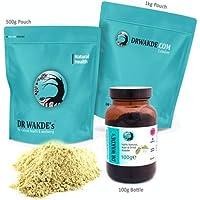 DR WAKDE'S® Amla Pulver (Emblica officinalis/Amalaki) - 100g (3.5oz) I 100% Kräuter I Ayurvedische Nahrungsergänzung... preisvergleich bei billige-tabletten.eu