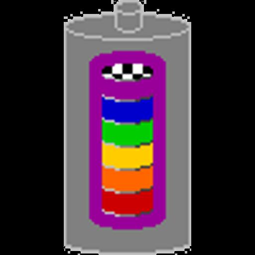 Battery Level Rainbow