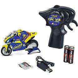 "'Carson 500404125–""micro Bike 2.4GHz Vehículo"