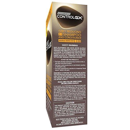 Just For Men Control GX 2-in-1 Shampoo and Conditioner. Visualizza le  immagini 22305d03bdd8