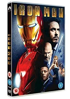 Iron Man [DVD] (B0018JBX3K) | Amazon price tracker / tracking, Amazon price history charts, Amazon price watches, Amazon price drop alerts