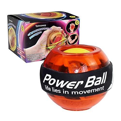 GuoYq Powerball,Fortalecedor De MuñEca Y Ejercitador De Brazo Spinner De Mano Bola GiroscóPica Tipo...