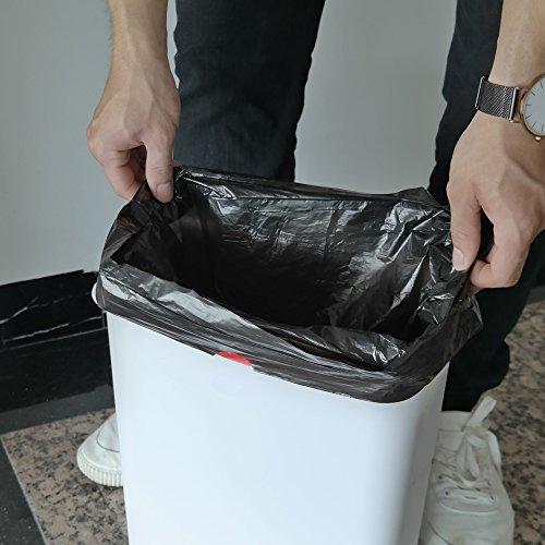 Cubo de basura para empotrar en armario cocina extensible para montaje en suelo 3 cubos de 10 L Jintaihua ahorro de espacio