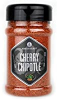 Cherry Chipotle, Kirsch BBQ-Rub im Streuer, 220gr