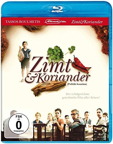 Bild von Zimt & Koriander [Blu-ray]