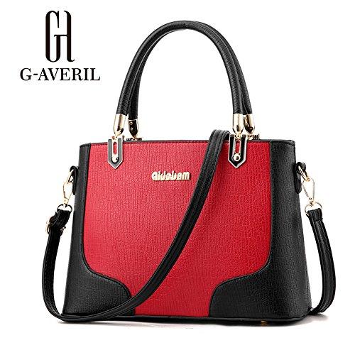 (G-AVERIL)nuovo pacchetto onda signore borsa Messenger Bag donne per le donne borsa oro