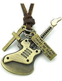 Pendentif guitare gitan