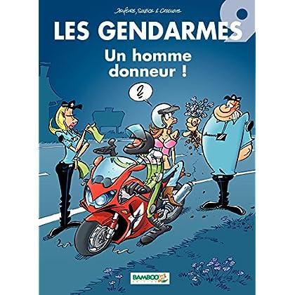 Les Gendarmes: Un homme donneur !