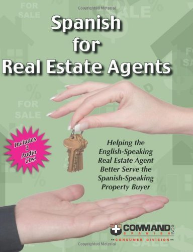 Spanish for Real Estate Agents Paperback July 15, 2005