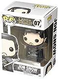 Game of Thrones Pop! Vinyl - Jon Snow #07 - Funko - amazon.co.uk