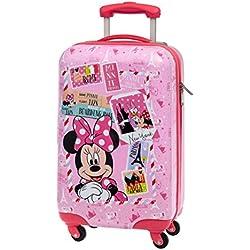 Disney Minnie Trolley de Viaje Rígido, 33 Litros