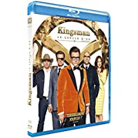 Kingsman : Le cercle d'or- BluRay