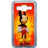 Lapinette COQUE-CORE-PRIME-MICKEY - Funda para Samsung Galaxy Core Prime, diseño Disney Mickey