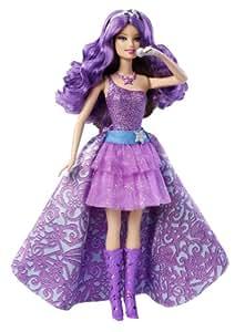 Mattel x8756 barbie la principessa la popstar keira jeux et jouets - Jeux de barbie popstar ...