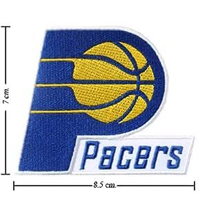 Indiana Pacers Emblem Ecusson brodé patche Patches