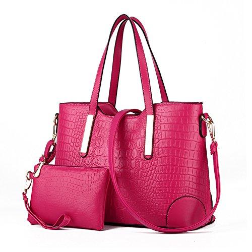 Nuovo stile borsetta/Borsa a tracolla diagonale singola/Borsa tempo libero/Borsa da donna/Coccodrillo modello bag-B E