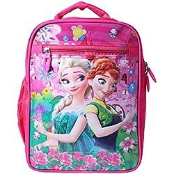 Best Shop School Bag for Girls,0- 5yrs ,Kids,School bag, pink,green with multicolor Backpack