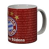 FC Bayern München Sound Tasse STERN DES SÜDENS